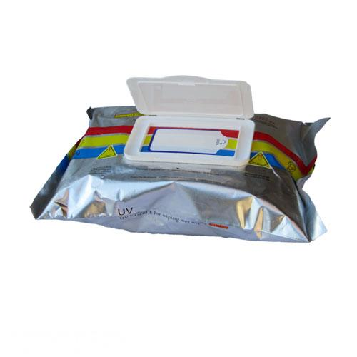 UV Ink Printhead Wet Wipes for UV Ink Clean and Printhead Maintenance, 50 Static Free Wipes (F-UV/WIPE) R104.9 excl.