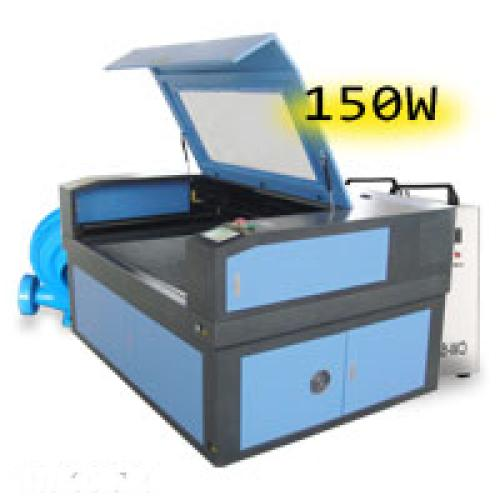 TruCUT Standard Range 1300x900mm Cabinet Type Laser Cutting & Engraving Machine, Premium 150W COsub2/sub Laser Tube Complete Package (LC-1390/150) R107149 excl.