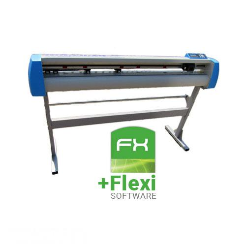 V-Series High-Speed USB Vinyl Cutter, 1360mm Working Area, FlexiSIGN Software (V-1363) R8879 excl.