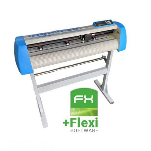 V-Series High-Pressure High-Speed USB Vinyl Cutter, 800mm Working Area, FlexiSIGN Software (V-803P) R7369 excl.