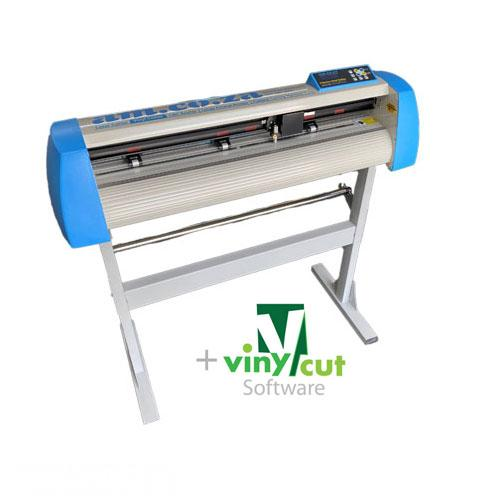 V-Series High-Pressure High-Speed USB Vinyl Cutter, 800mm Working Area, In-house VinylCut Software (V-807P) R6869 excl.