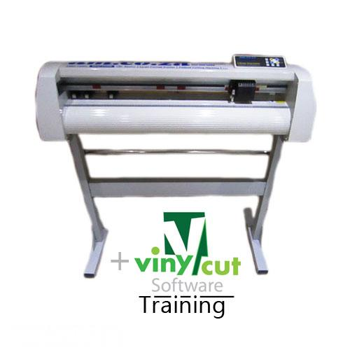 V-Series High-Speed USB Vinyl Cutter, 800mm Working Area, In-house VinylCut Software & Online Training Video (V-808) R6579 excl.