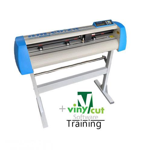 V-Series High-Pressure High-Speed USB Vinyl Cutter, 800mm Working Area, In-house VinylCut Software & Online Training Video (V-808P) R7579 excl.
