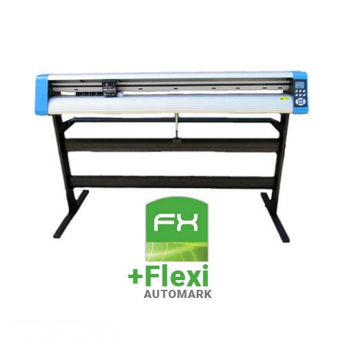 V-Auto Superfast Wireless Vinyl Cutter 1500mm, Automatic Contour Cutting Function, include FlexiSIGN AutoMark Software (V6-1504) R33149 excl.